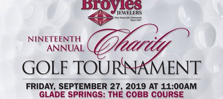 20th Annual Charity Golf Tournament at Glade Springs