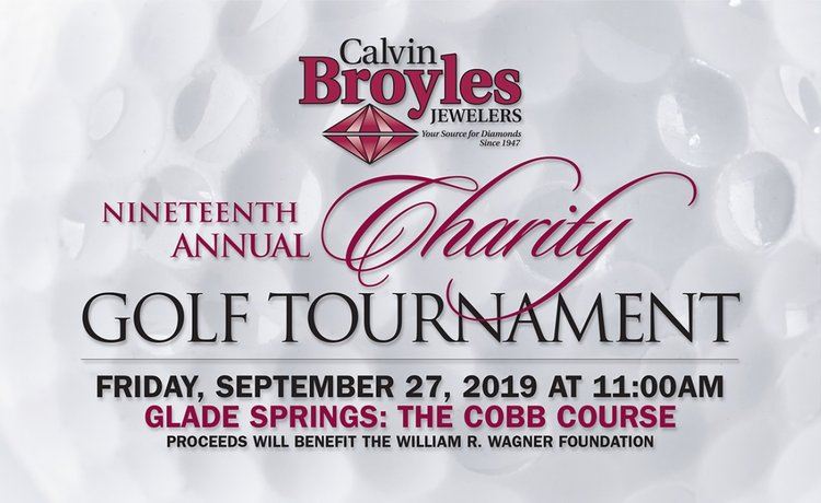 19th Annual Charity Golf Tournament at Glade Springs